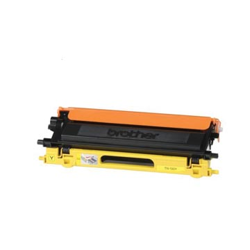 Brother toner, 1.500 pages, OEM TN-130Y, jaune