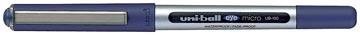Uni-ball roller Eye Fine et Micro Micro, largeur de trait: 0,3 mm, bille 0,5 mm, bleu