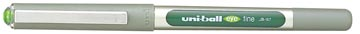 Uni-ball roller Eye Fine et Micro Fine, 0,5 mm, vert clair