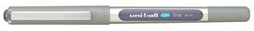 Uni-ball roller Eye Fine et Micro Fine, 0,5 mm, violet