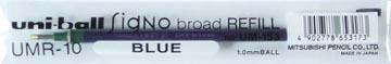Uni vullingen voor Signo Broad blauw