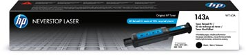 HP toner reload kit 143A, 2.500 pagina's, OEM W1143A, zwart