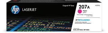 HP toner 207A, 1.350 pagina's, OEM W2213A, magenta
