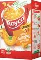 Royco Minute Soup pompoensuprême met croutons, pak van 20 zakjes