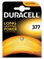 Duracell piles bouton Duralock 377, sous blister