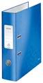 Leitz WOW ordner blauw, rug van 8,0 cm