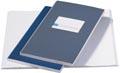 Atlanta by Jalema notitieboek, ft 165 X 210 mm, 144 bladzijden, blauw