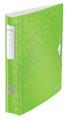 Leitz WOW ordner Active rug van 6,5 cm, groen