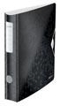Leitz WOW ordner Active rug van 6,5 cm, zwart