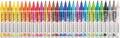 Talens Ecoline Brush pen, etui met 30 stuks in geassorteerde kleuren