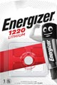 Energizer knoopcel CR1220, op blister