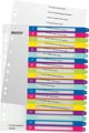 Leitz WOW printbare index, 20 tabs