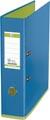 OXFORD MyColour classeur, format A4, en carton, dos de 8 cm, bleu-vert