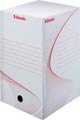 Esselte boîte à archives Boxy, dos de 20 cm, blanc