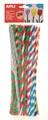 Apli chenilledraad, blister met 50 stuks, geassorteerde twist kleuren