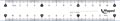 Maped lat Essentials 146 15 cm, dubbele graduatie