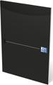 Oxford Essentials Smart Black bloc-notes, ft A4, 100 pages, ligné, noir