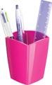 Gloss by CEP potloodbakje met 2 vakken, roze