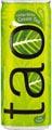 Tao Botanic Green Tea, canette de 25 cl, paquet de 24 pièces