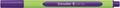 Schneider stylo feutre Line-Up, violet
