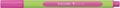 Schneider fineliner Line-Up, roze