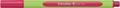 Schneider stylo feutre Line-Up, rouge foncé