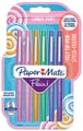Paper Mate feutre Flair Candypop, blister de 6 pièces en couleurs assorties