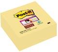 Post-it Super Sticky notes, ft 76 x 76 mm, geel, blok van 270 vel