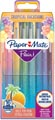 Paper Mate feutre Flair Tropical Vacation, blister de 16 pièces en couleurs assorties