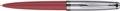 Waterman balpen Embleme Red Chrome Trim met medium punt