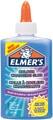 Elmer's colle liquide magique flacon de 147 ml, bleu/pourpre