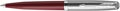 Parker 51 balpen Burgundy CT, zwarte inkt