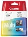 Canon cartouche d'encre PG-540 en CL-541, 180 pages, OEM 5225B006, 4 couleurs
