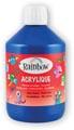 Rainbow peinture acrylique, flacon de 500 ml, clau foncé