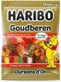 Haribo snoep goud beertjes, zak van 185 g