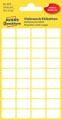 Avery Etiquettes blanches ft 18 x 12 mm (l x h), 216 pièces