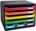 Exacompta ladenblok Storebox Mini, harlekijn