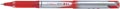 Pilot roller V-BALL Grip, pointe moyenne 0,7 mm, rouge