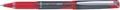 Pilot roller V-BALL Grip, pointe large 1,0 mm, rouge