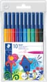 Staedtler viltstift Noris 10 stiften