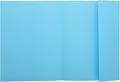 Exacompta dossiermap Super 210, pak van 50 stuks, lichtblauw