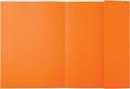 Exacompta dossiermap Super 210, pak van 50 stuks, oranje