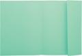 Exacompta dossiermap Jura 160 pak van 100 stuks groen