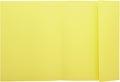 Exacompta dossiermap Jura 160 pak van 100 stuks geel
