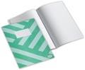 Multo by Jalema School schrift ft A4, gelijnd, groen