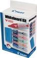 Pilot whiteboardmarker V-Board Master M, medium 2,3 mm, etui met 5 stuks in geassorteerde kleuren