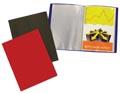Beautone showalbum, A4, 40 tassen, in geassorteerde kleuren