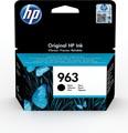 HP cartouche d'encre 963, 1.000 pages, OEM 3JA26AE, noir
