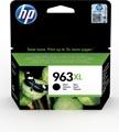 HP cartouche d'encre 963, 2.000 pages, OEM 3JA30AE, noir