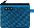 Leitz WOW Etui, S, 2 vakken, blauw